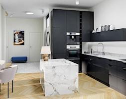 Kuchnia+-+zdj%C4%99cie+od+IDEALS+.+marta+ja%C5%9Blan+interiors