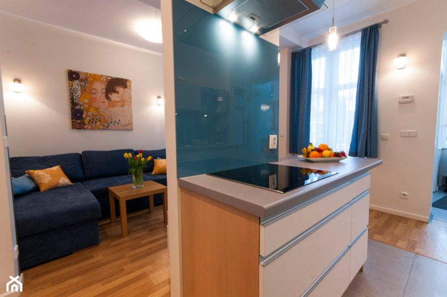 Apartament Błękitny  SANHAUS APARTMENTS  Sopot  zdjęcie   -> Kuchnia Polowa Wynajem Gdansk