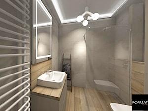 Łazienka w Zielonkach