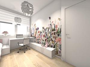 Projekt pokoi dziecięcych - Średnia szara sypialnia - zdjęcie od Studio FORMAT HOME
