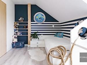 Pokój marynarski dla dziecka