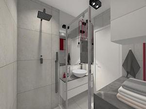 Projekt łazienki i toalety