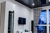 sufit napinany salon