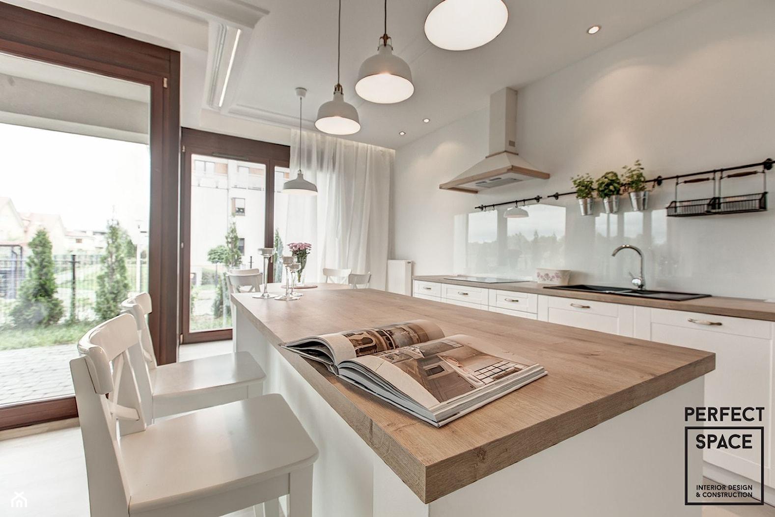 Klasyka na nowo - Kuchnia, styl skandynawski - zdjęcie od Perfect Space Interior Design & Construction - Homebook