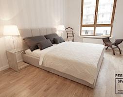 Zdjęcie: Sypialnia styl Minimalistyczny