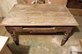 stół przed renowacją