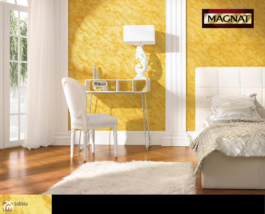 Aranżacje - Sypialnia - zdjęcie od Magnat Magia Szlachetnych Barw