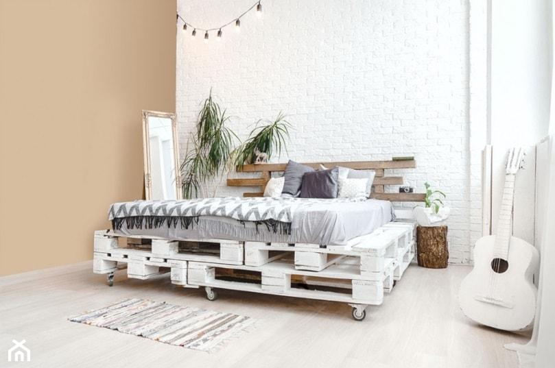 Aranżacje - Sypialnia, styl minimalistyczny - zdjęcie od Magnat Magia Szlachetnych Barw