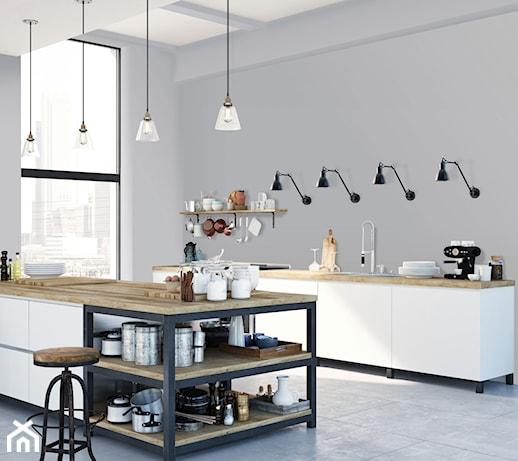 Kuchnia i łazienka w jasnych barwach – jak z pomocą kolorów stworzyć przyjazne i przestronne wnętrze?