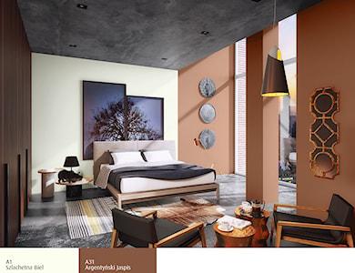 Sypialnia - zdjęcie od Magnat Magia Szlachetnych Barw
