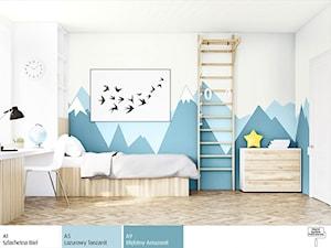 Jaki kolor do pokoju dziecka? Jak pomalować, jak urządzić?