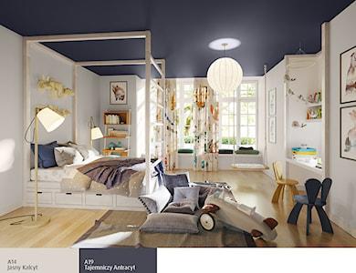 Pokój dziecka styl Skandynawski - zdjęcie od Magnat Magia Szlachetnych Barw