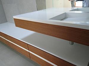 Nowoczesne wyposażenie łazienek na wymiar - indywidualne projekty i wykonastwo .