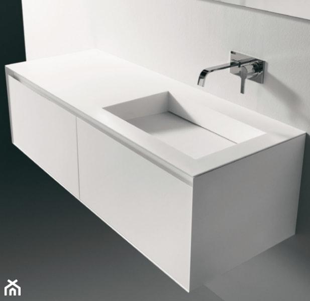 Luxum umywalka z blatem - Umywalki - zdjęcia, pomysły, inspiracje ...