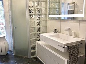 Umywalki na wymiar - aranżacja łazienki bez kompromisów