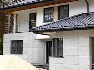 Beton architektoniczny  LUXUM - płyty na ściany i elewacje