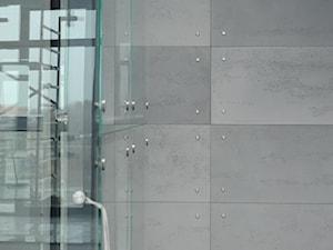 Beton architektoniczny - płyty betonowe do wnętrz nowoczesnych