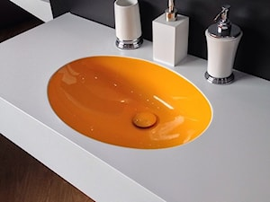 Umywalka okrągła LUXUM