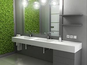 Nowoczesne wnętrze łazienki