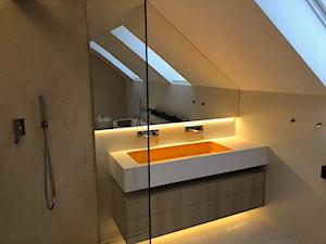 Umywalki z podświetleniem LED
