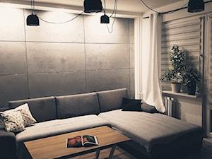 Płyty z betonu architektonicznego w Twoim salonie