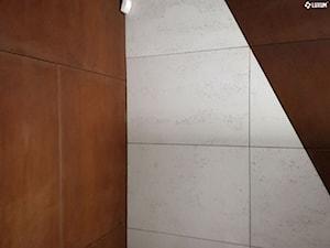 Stal Kortenowska - Corten, dekoracyjne panele ścienne i elewacyjne
