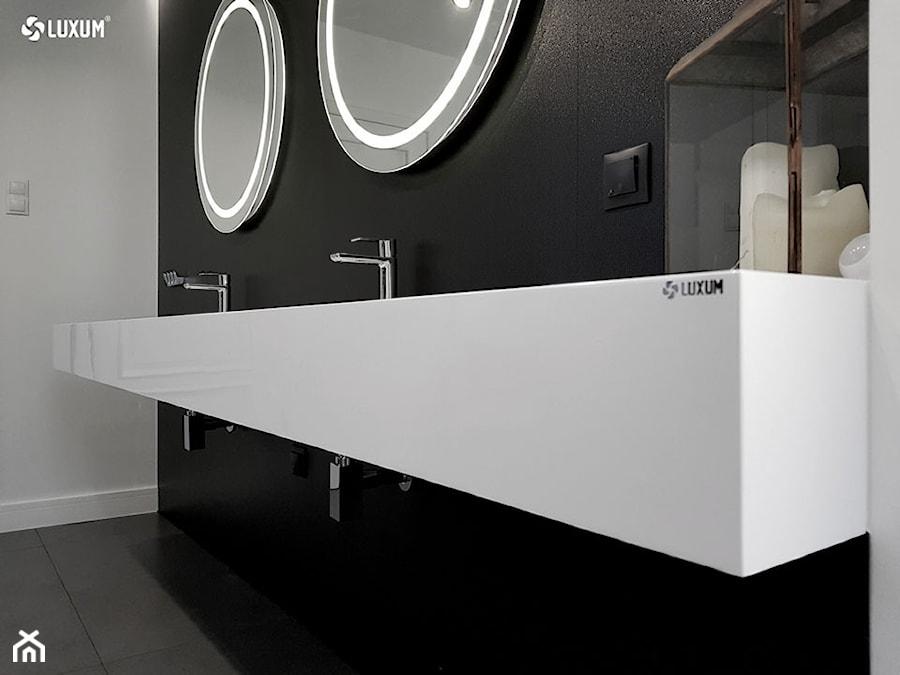 Wyjątkowe wyposażenie łazienek szyte na miarę. - zdjęcie od Luxum