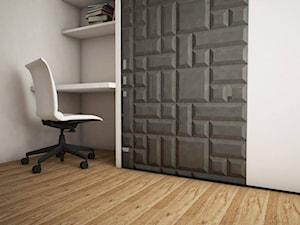 MDF 3D od Luxum - pokrywane farbą ozdobną - zdjęcie od Luxum