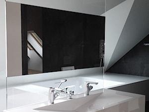 Aranżacja łazienki wykonana przez firmę LUXUM