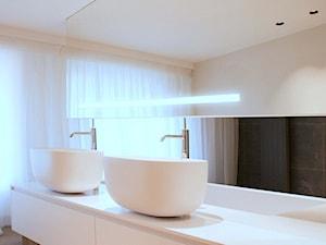 Wyposażenie na wymiar w nowoczesnej łazience