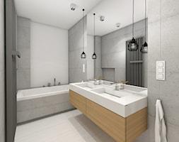 Łazienka styl Industrialny - zdjęcie od Luxum