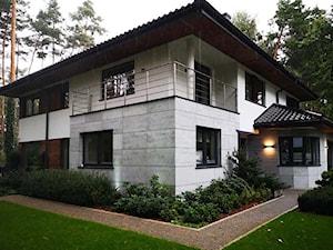 Beton architektoniczny na elewacje