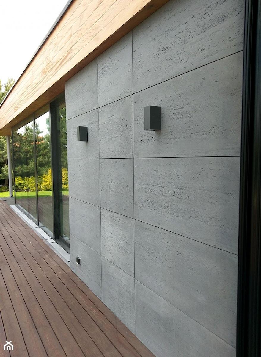 Oryginał Beton architektoniczny LUXUM - nowoczesne elewacje - zdjęcie od RH57