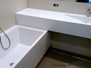 Łazienki współtworzone - projektowane z inwestorem lub jego architektem