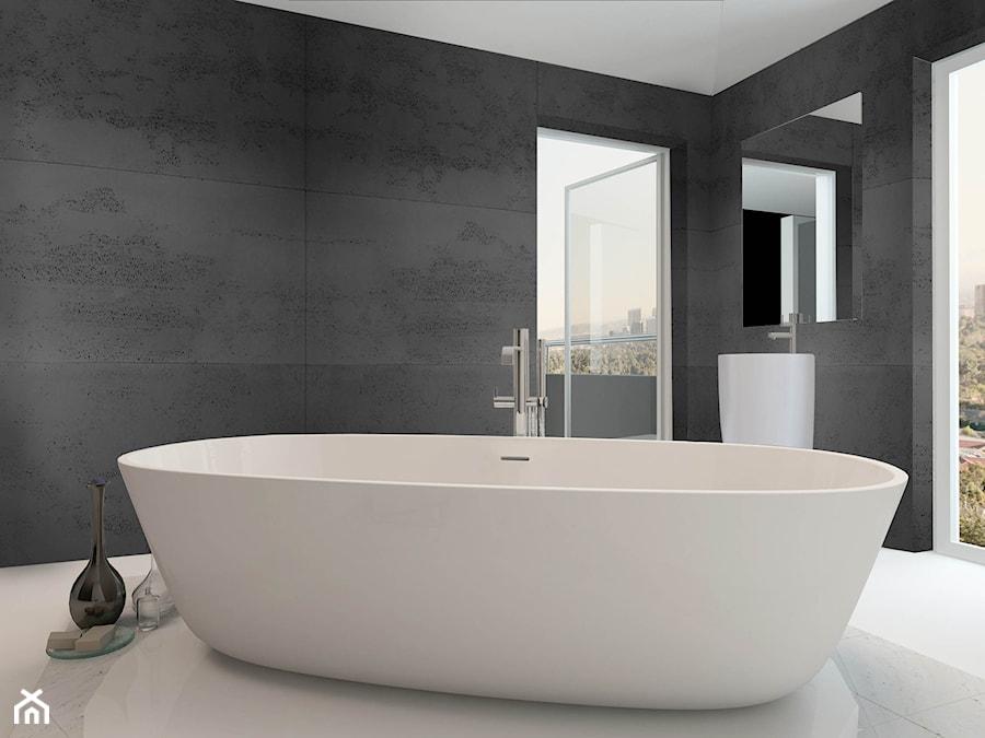 Beton Architektoniczny W łazience Zdjęcie Od Luxum Homebook