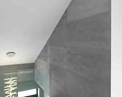 Beton architektoniczny we wnętrzu - zdjęcie od Luxum