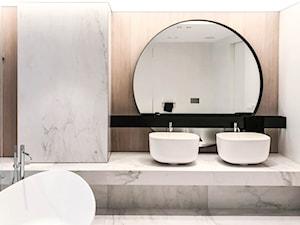 Umywalki nablatowe - łazienka pełna elegancji