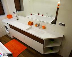 Umywalka z blatem - zdjęcie od Luxum