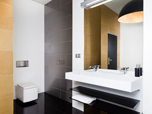 Łazienka od Luxum