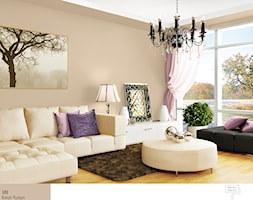 Aranżacje - Salon, styl klasyczny - zdjęcie od Śnieżka