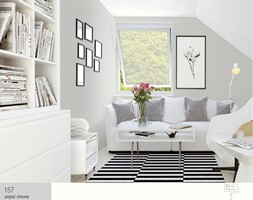 Trendy 2015 - Salon, styl skandynawski - zdjęcie od Śnieżka