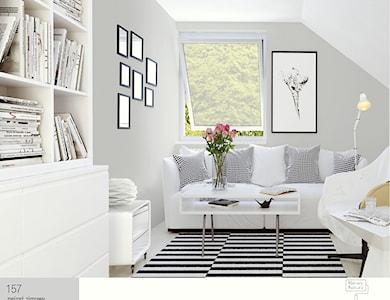 Salon styl Skandynawski - zdjęcie od Śnieżka