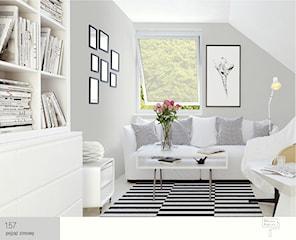 Jaki kolor ścian do białych mebli?