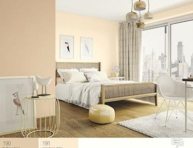 Sypialnia styl Nowoczesny - zdjęcie od Śnieżka