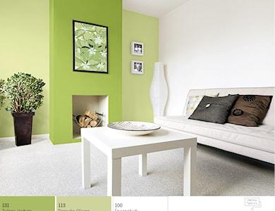 Salon styl Minimalistyczny - zdjęcie od Śnieżka