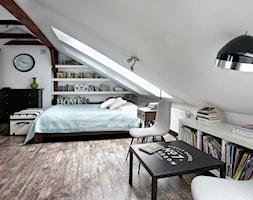 Sypialnia na poddaszu użytkowym - zdjęcie od Tailormade