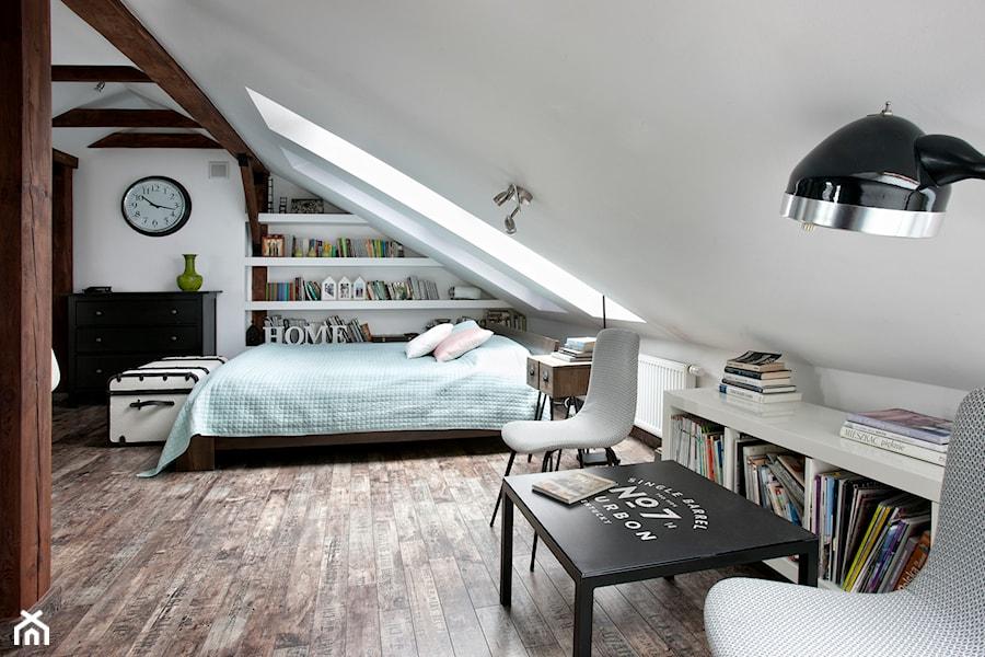Sypialnia Na Poddaszu Użytkowym Zdjęcie Od Tailormade