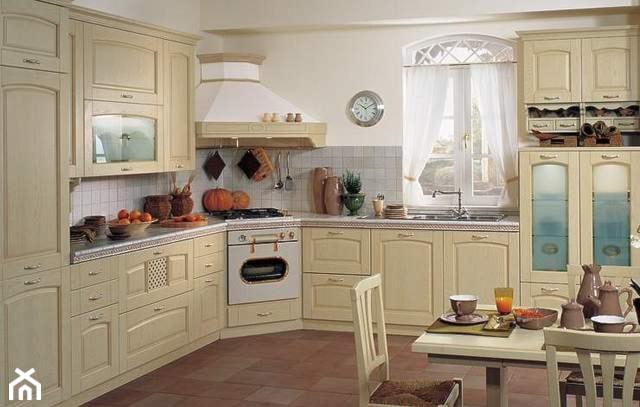 Kuchnia, styl prowansalski  zdjęcie od Judyta -> Kuchnia Angielska Oświetlenie