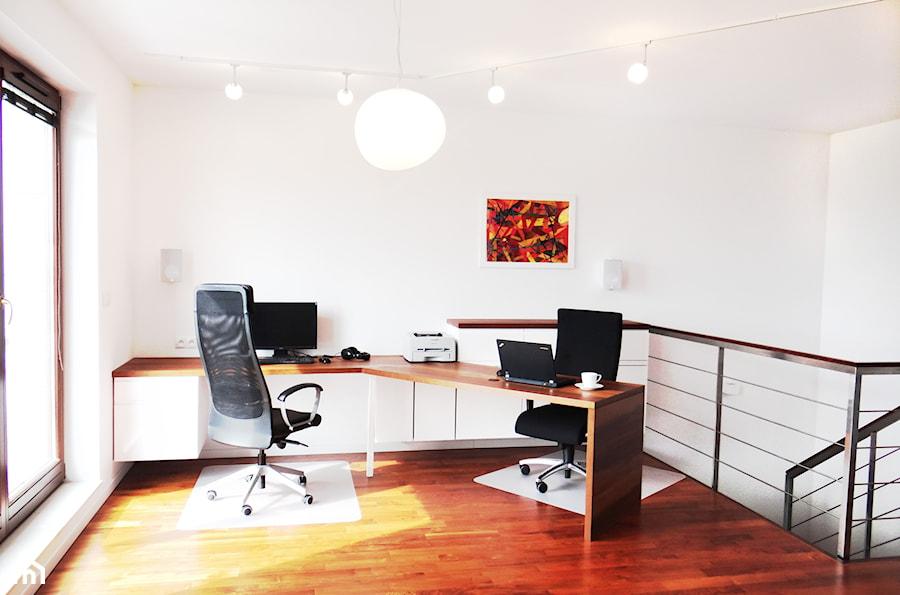 Dwustanowiskowe Biuro W Domu Zdjęcie Od Renata Kowalczuk Homebook