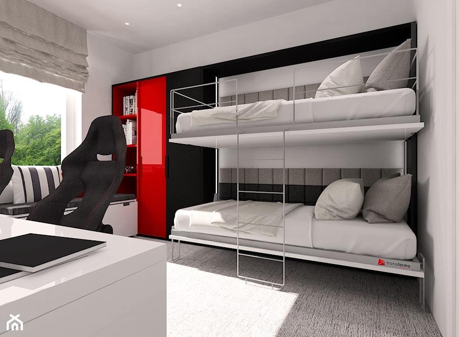łóżko Piętrowe Smartbed Twin Zdjęcie Od Transforms łóżka